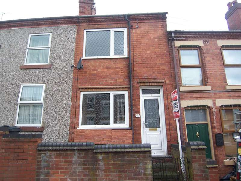 2 Bedrooms Terraced House for sale in Gladstone Street, Heanor