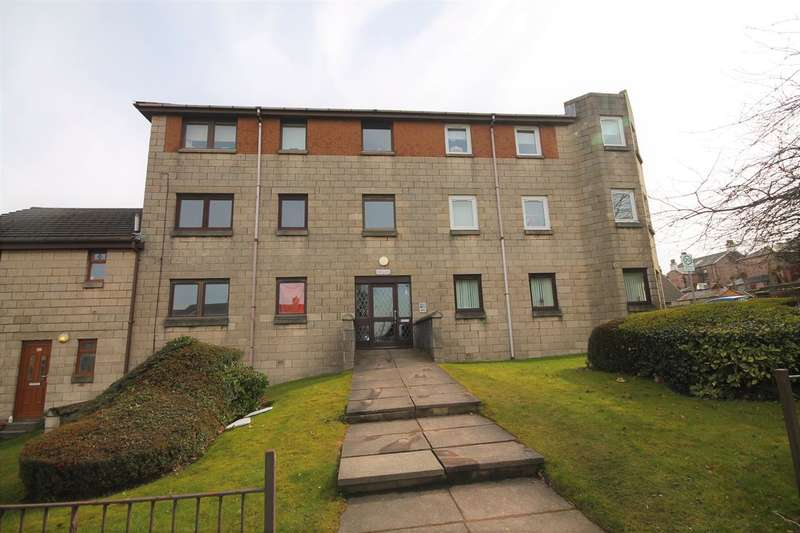 1 Bedroom Flat for sale in Dunbeth Road, Coatbridge