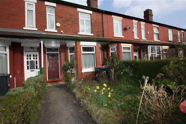 3 Bedrooms Terraced House for sale in Wellington Street East, Higher Broughton, Salford