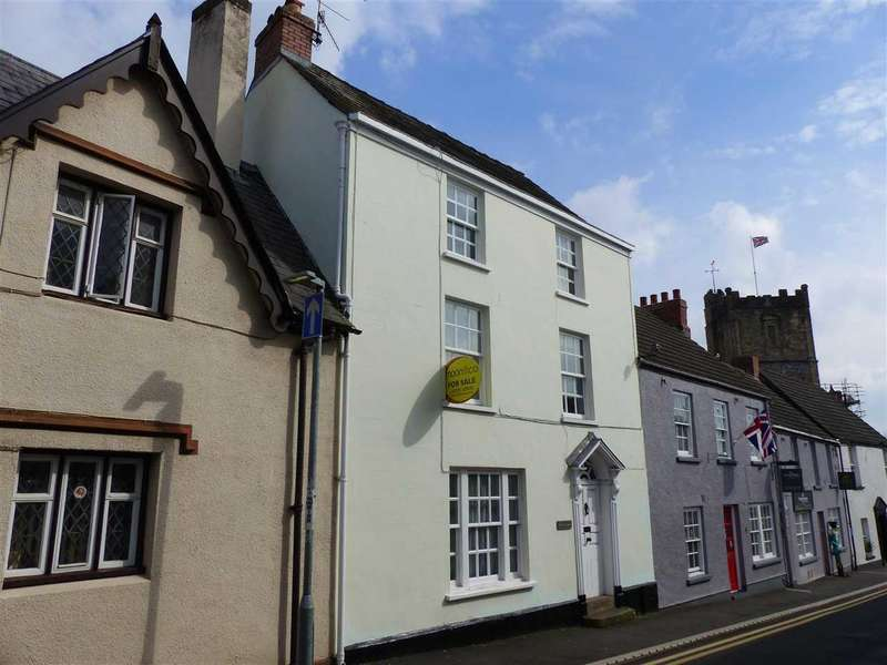 5 Bedrooms Cottage House for sale in Griffin House, Upper Church Street, Chepstow