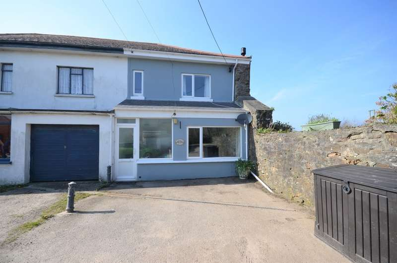 3 Bedrooms End Of Terrace House for sale in Goonown Lane, St. Agnes, Cornwall