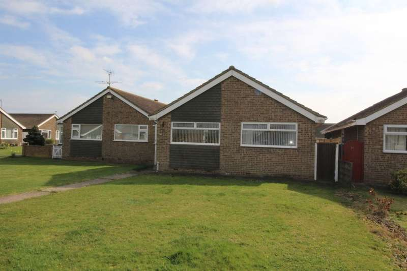 2 Bedrooms Detached Bungalow for sale in Kipling Walk, EASTBOURNE, BN23