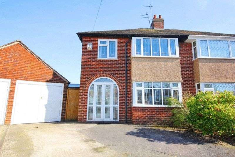 3 Bedrooms Semi Detached House for sale in Buttermere Road, Bowring Park, Liverpool, L16