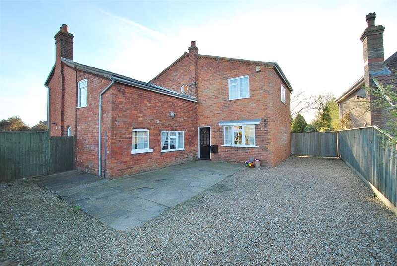 4 Bedrooms Detached House for sale in Ivy Cottage, Main Road, Sibsey