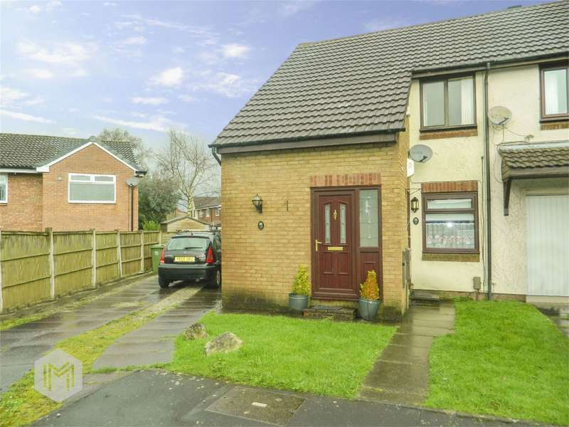 1 Bedroom Flat for sale in Redstock Close, Westhoughton, Bolton, Lancashire