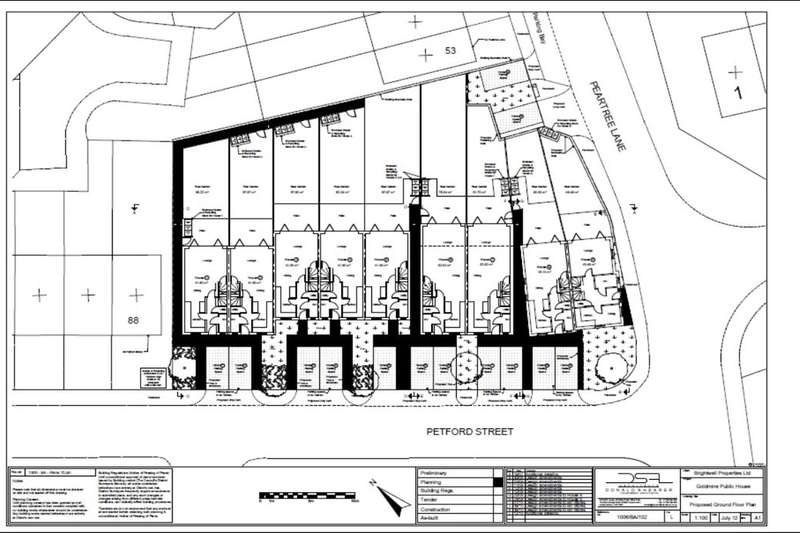 Land Commercial for sale in Land At Junction Of Peartree Lane Petford Street Peartree Lane, Cradley Heath, B64