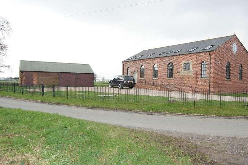 5 Bedrooms Detached House for sale in Madeley Road, Harrington Nr Beckbury Shifnal