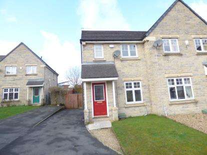 2 Bedrooms Semi Detached House for sale in Lisbon Drive, Burnley, Lancashire