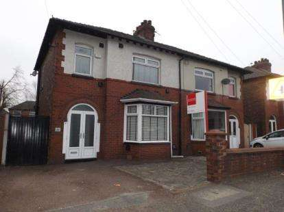3 Bedrooms Semi Detached House for sale in Bury New Road, Whitefield, Manchester, Greater Manchester