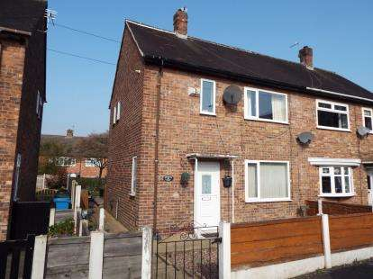2 Bedrooms Semi Detached House for sale in Bowfell Grove, Manchester, Greater Manchester