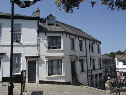 1 Bedroom Flat for sale in Fore Street, Bodmin, Cornwall