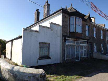 4 Bedrooms End Of Terrace House for sale in Connor Downs, Hayle, Cornwall