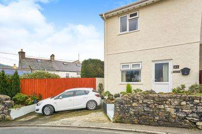 2 Bedrooms Semi Detached House for sale in Chapel Street, Gunnislake, Cornwall