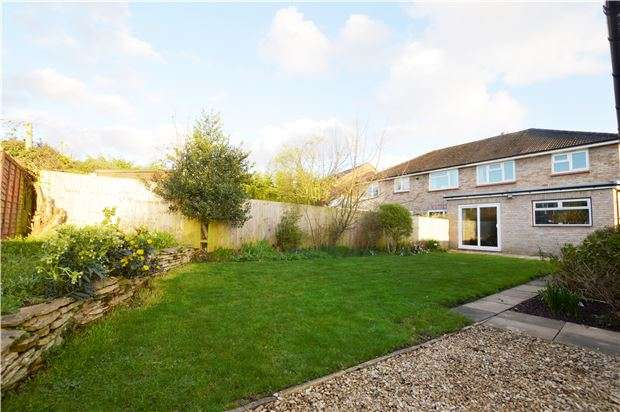 3 Bedrooms Semi Detached House for sale in Coberley Road, CHELTENHAM, Gloucestershire, GL51 6DF