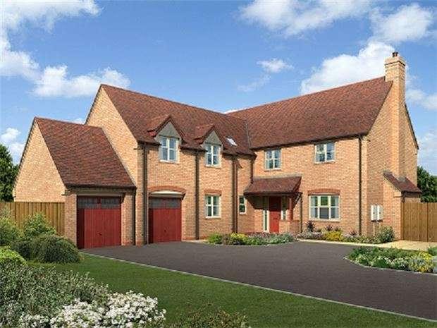 4 Bedrooms Detached House for sale in Plot 2, The Mayfair, Little Orchard, Stoke Orchard, Cheltenham, Glos, GL52 7SJ