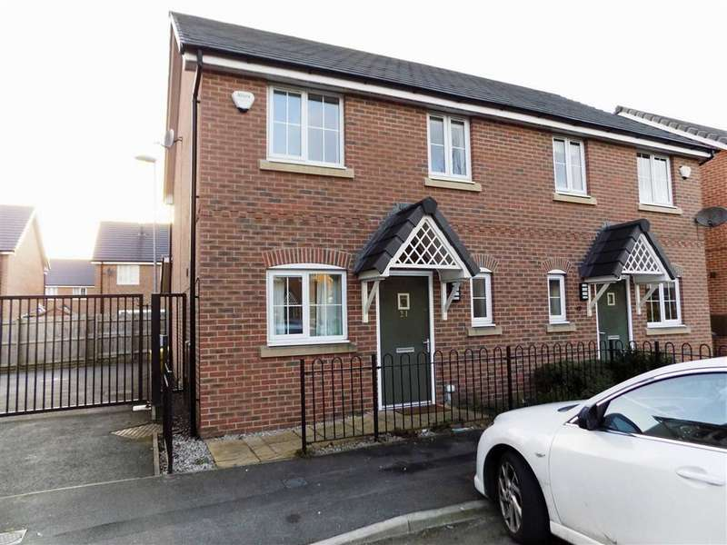 3 Bedrooms Property for sale in Butterton Drive, Manchester