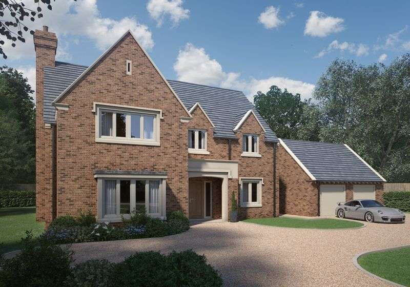 4 Bedrooms Detached House for sale in Chetwynd Road, Newport
