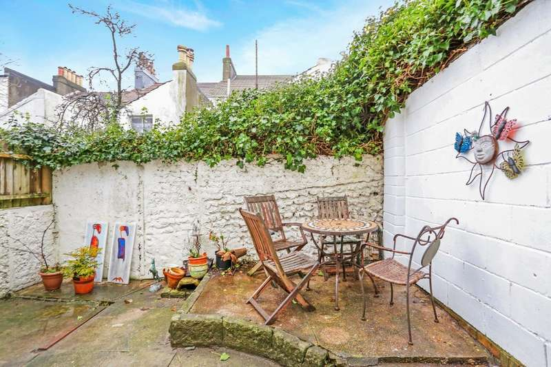 3 Bedrooms End Of Terrace House for sale in Brigden Street, Brighton