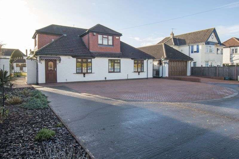 5 Bedrooms Detached Bungalow for sale in Bath Road, Saltford