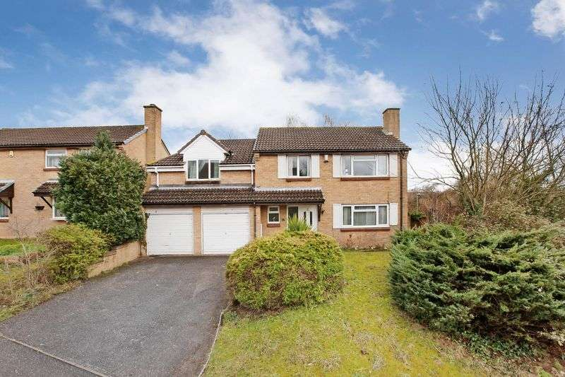 5 Bedrooms Detached House for sale in ALLINGTON CLOSE