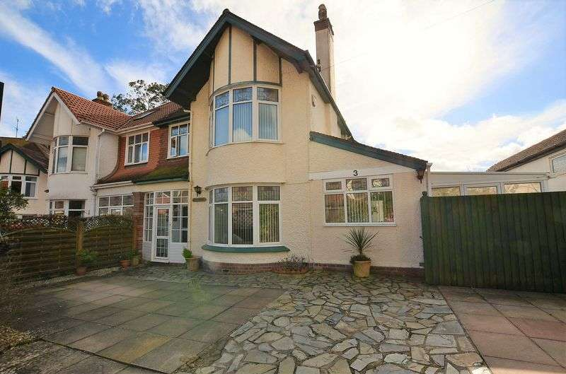 5 Bedrooms Semi Detached House for sale in MORTIMER AVENUE, PRESTON PAIGNTON.