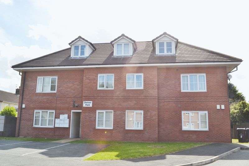 2 Bedrooms Flat for sale in Denver Park, Kirkby, Liverpool
