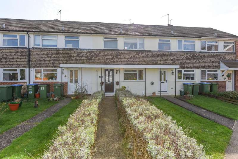 2 Bedrooms Terraced House for sale in Wilton Gardens, WALTON ON THAMES KT12