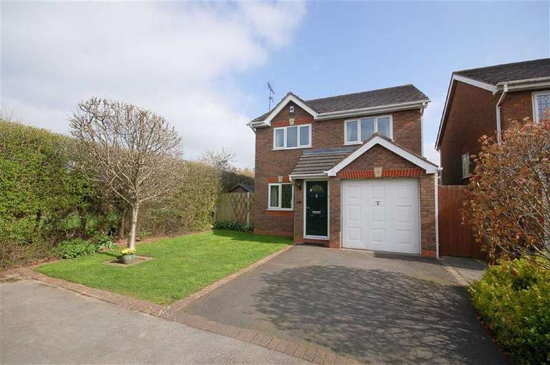 3 Bedrooms Detached House for sale in Glenridding Close, West Bridgford