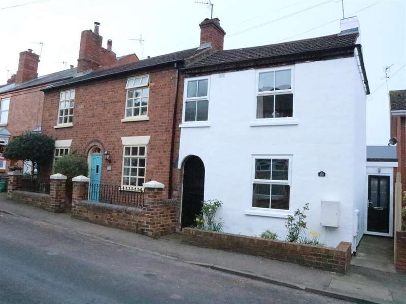 2 Bedrooms Semi Detached House for sale in Brook Street, Old Quarter, Stourbridge