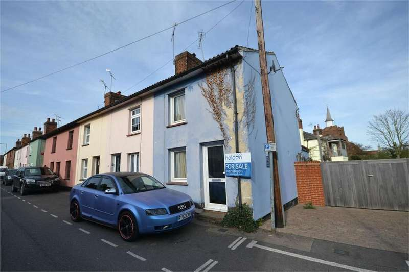 2 Bedrooms End Of Terrace House for sale in Mill Road, Maldon, Essex