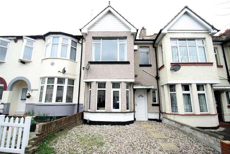3 Bedrooms Terraced House for sale in Fairmead Avenue, Westcliff-On-Sea