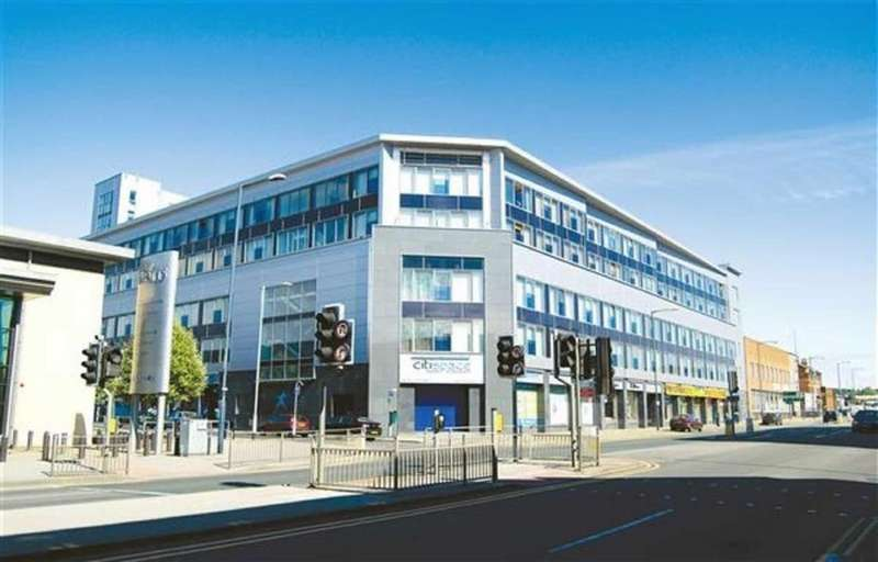 2 Bedrooms Flat for sale in Citispace West, Leeds City Centre, LS2
