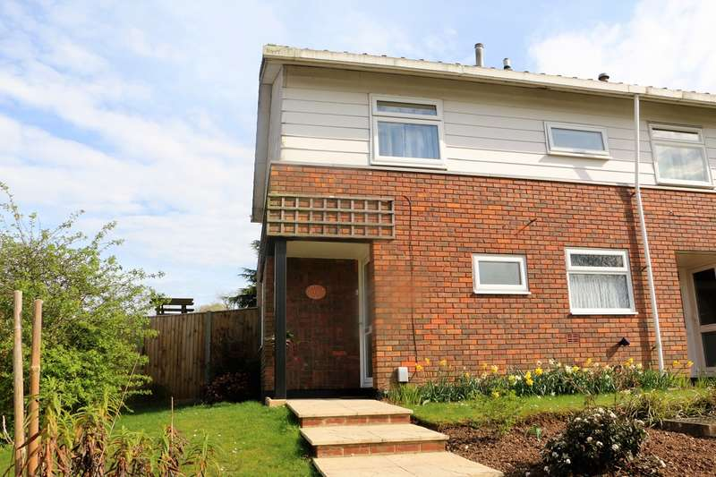 3 Bedrooms End Of Terrace House for sale in Novello Close, Basingstoke, RG22
