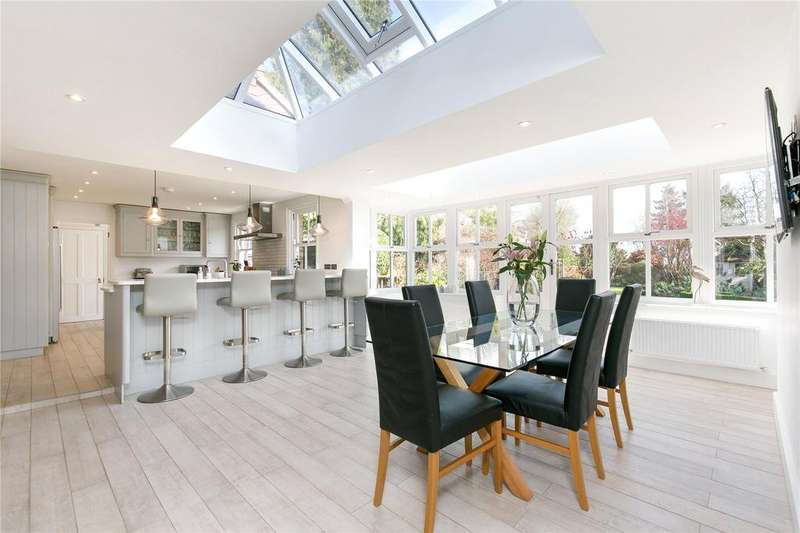5 Bedrooms Semi Detached House for sale in High Street, Wrotham, Sevenoaks, Kent, TN15