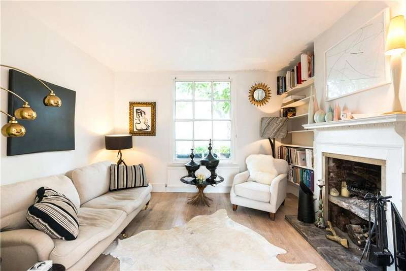 3 Bedrooms Terraced House for sale in Harmood Street, Camden, London, NW1