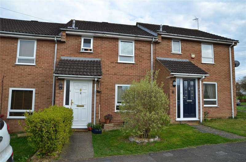 3 Bedrooms Terraced House for sale in Tuscan Close, Tilehurst, Reading, Berkshire, RG30