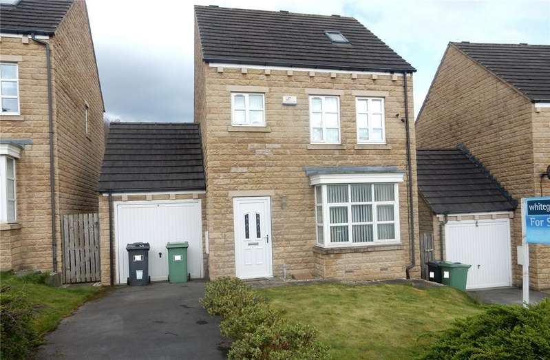 4 Bedrooms Detached House for sale in Suffolk Rise, Ferndale, Huddersfield, HD2