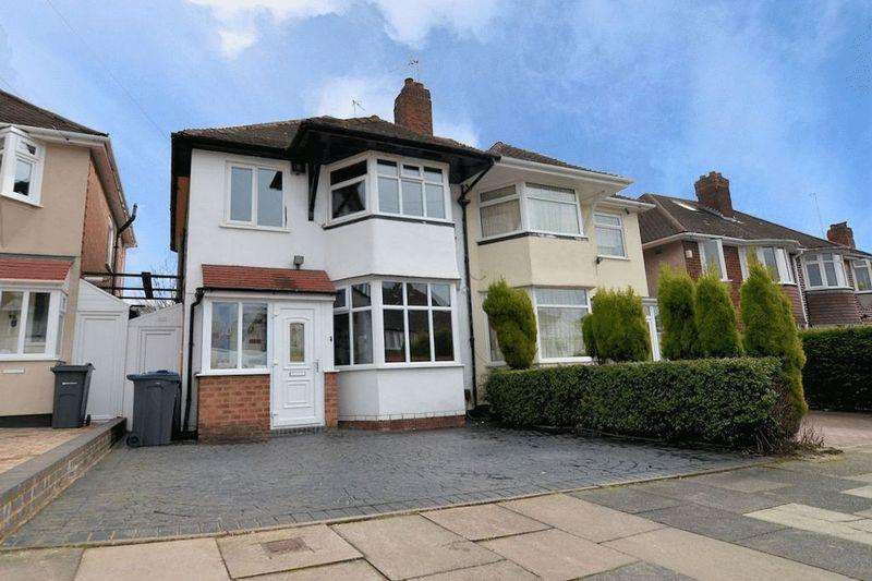3 Bedrooms Semi Detached House for sale in White Road, Quinton