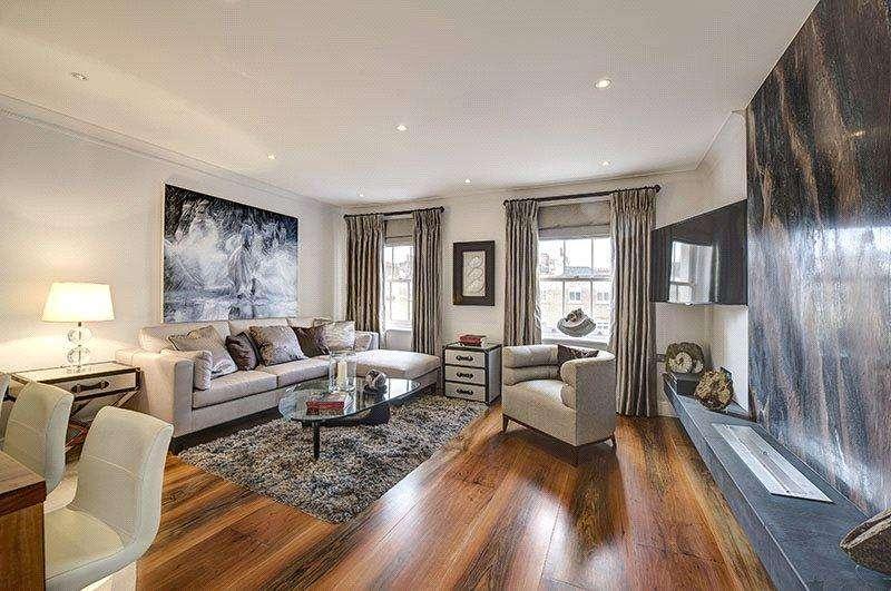 3 Bedrooms Flat for sale in Eaton Terrace, Belgravia, London, SW1W