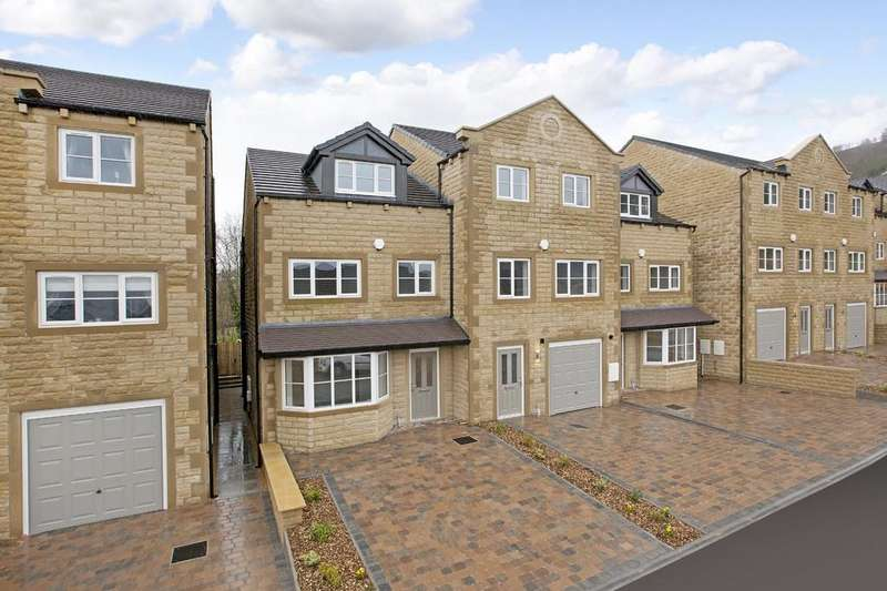 4 Bedrooms End Of Terrace House for sale in Plot 3 (47) Sycamore Grove, Eastburn