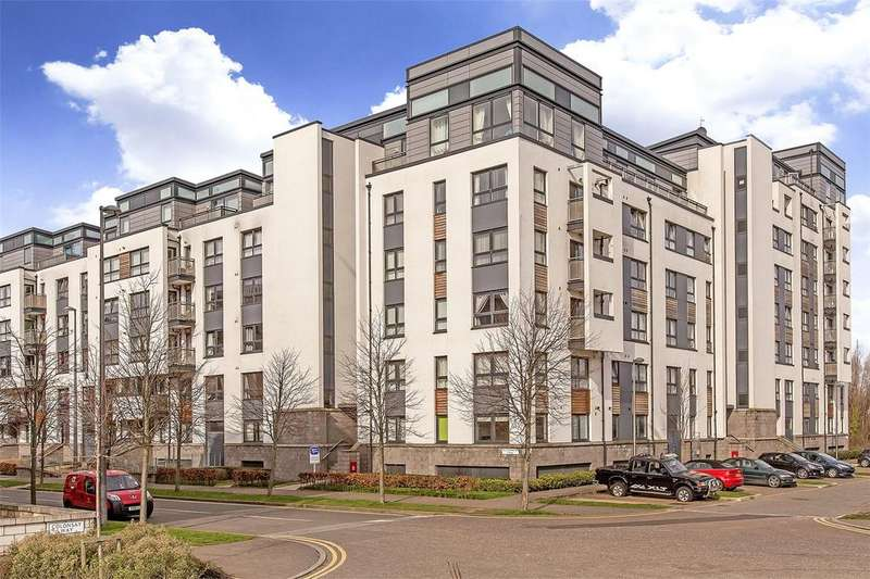 3 Bedrooms Flat for sale in 40/2 Waterfront Park, Edinburgh, EH5