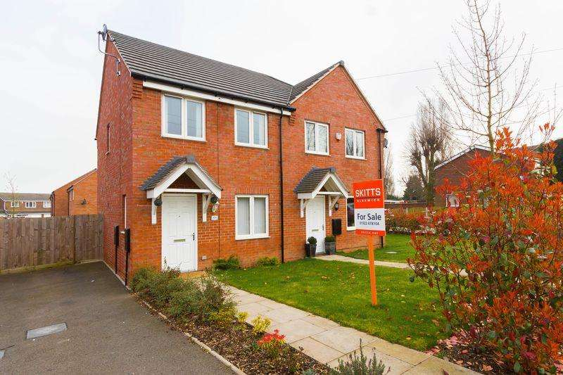 3 Bedrooms Semi Detached House for sale in Goscote Lane, Walsall