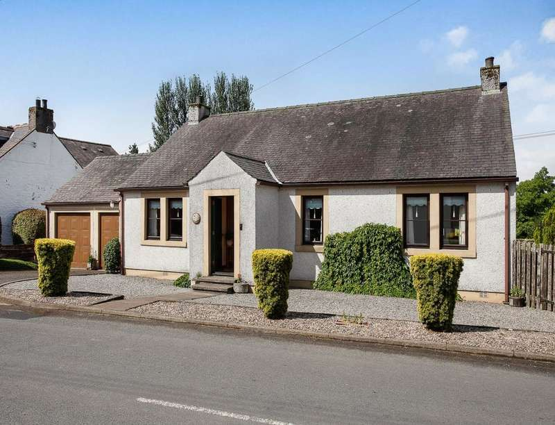 3 Bedrooms Detached Bungalow for sale in Dalton, Lockerbie, DG11