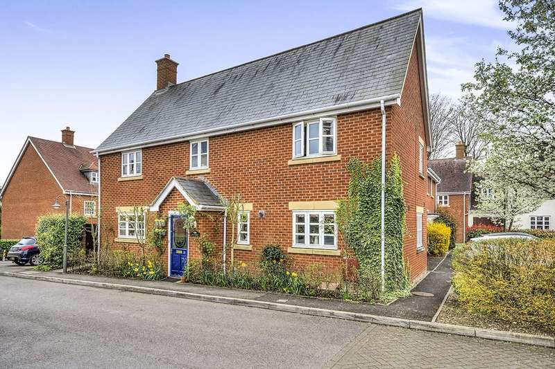 4 Bedrooms Property for sale in Sutton Park Road, Sutton Scotney, Winchester, SO21