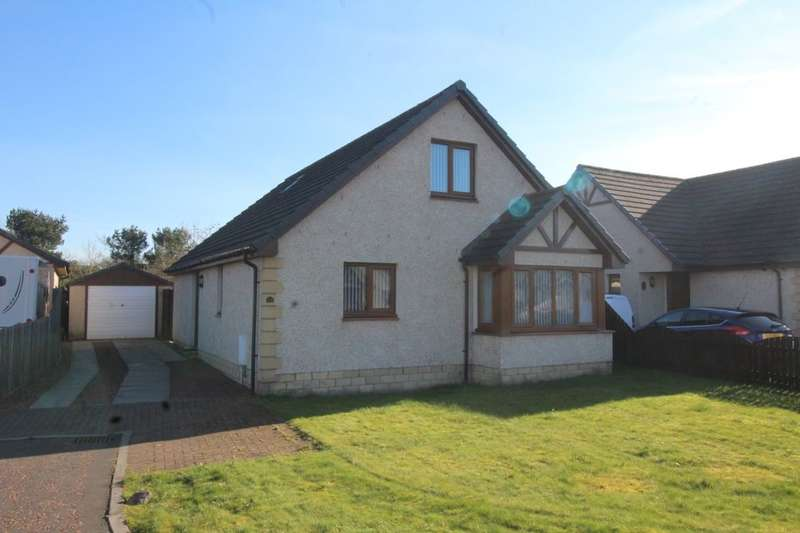 4 Bedrooms Detached House for sale in Baillie Avenue, Greenrigg, Harthill, ML7