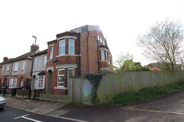 4 Bedrooms Semi Detached House for sale in Poplar Road, Earlsdon, Coventry