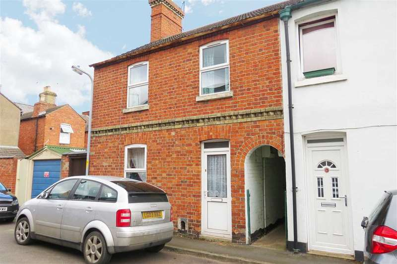 3 Bedrooms End Of Terrace House for sale in King John Street, Sleaford