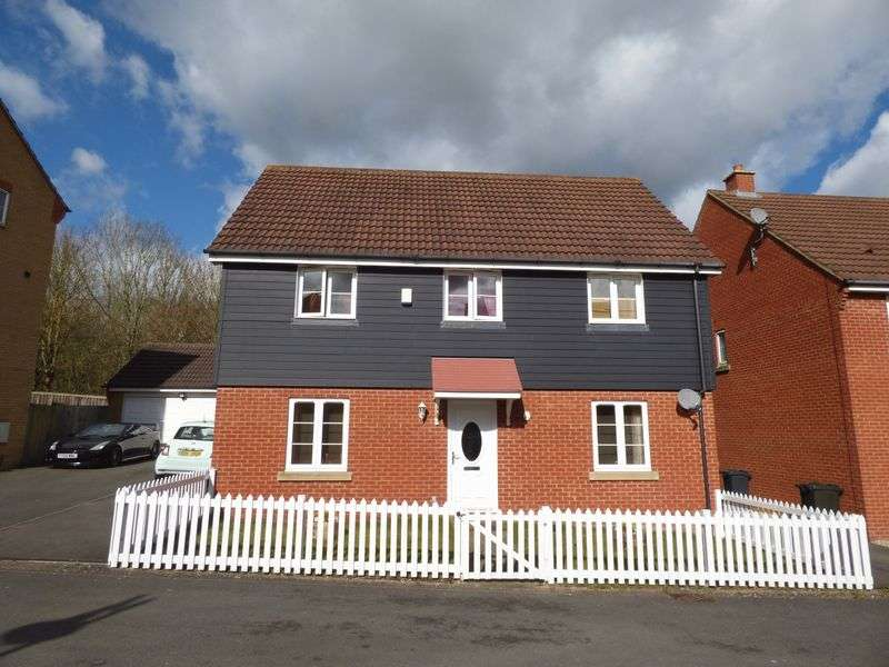 4 Bedrooms Detached House for sale in Marmion Way, Ashford