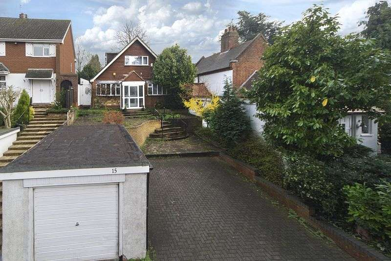 4 Bedrooms Detached House for sale in Church Road, Tettenhall Wood, Wolverhampton
