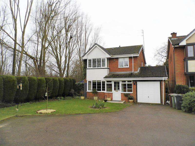 4 Bedrooms Detached House for sale in Watermere, Shelfiel, Walsall.